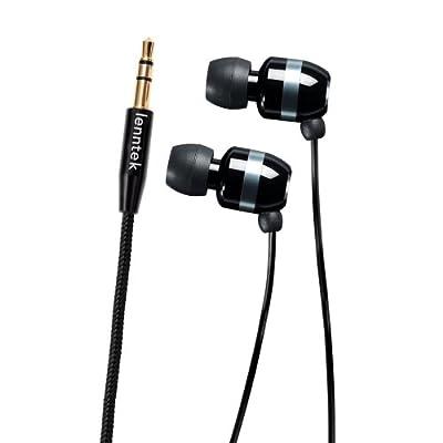 Sonix 001-0011-001 Sound Isolating Earphones - Black