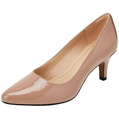 Zapato salón nude - Clarks Isidora Faye
