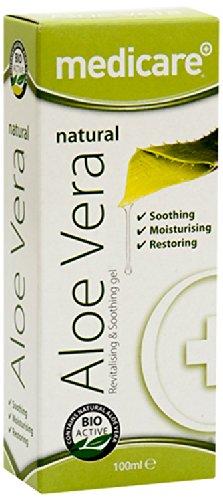 Medicare 100ml Aloe Vera Gel Fleming Medical Ltd MD351