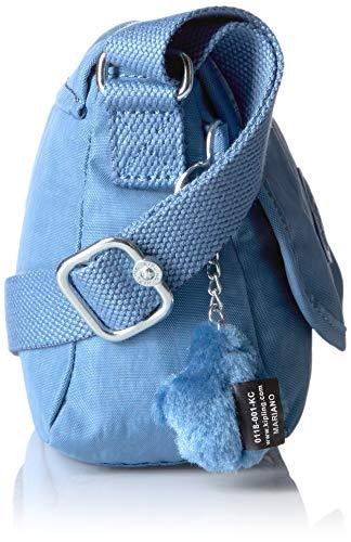 Alabaster Mini Crossbody Blue Dream Bag Sabian Kipling 0tw6Sq5w