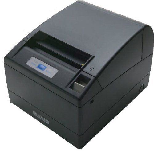 - Citizen America CT-S4000PAU-BK CT-S4000 Series POS Thermal Printer, 112 mm Paper, 150 mm/Sec Print Speed, 69 Columns, IEEE 1284 Parallel and USB Connection, Black
