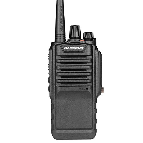 Mengshen BaoFeng IP67 Waterproof Dustproof 8W Walkie Talkie, BF-9700 Dual Band Two Way Radio, UHF 400-520MHz, with High Gain Antenna, High-powered Big Power than others 2500mAh, BF-9700