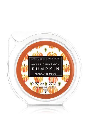 Spiced Pear Scent Oil - Bath & Body Works Wax Home Fragrance Melt Sweet Cinnamon Pumpkin 2017