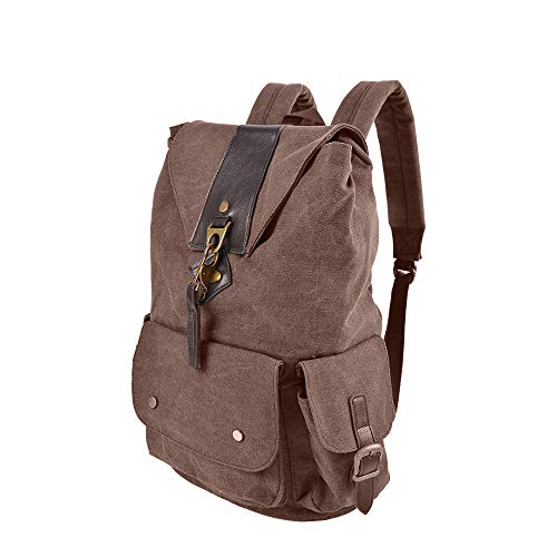 Male Backpack Version Bag Schoolbag Bag 1 Godagoda Leisure Capacity Big Tide Shoulder Brown Army Korean Schoolboy Travelling Green x0PWqZw1p4