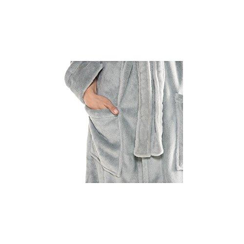 Accappatoio Celinatex Creme Medium Schwarz Weiß Grau Anthrazit Mit Microfibra TdxqrHdR