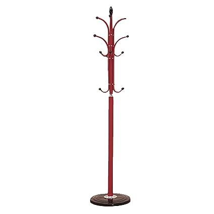 TH Perchero de pie con Forma de árbol de Metal, con 12 ...