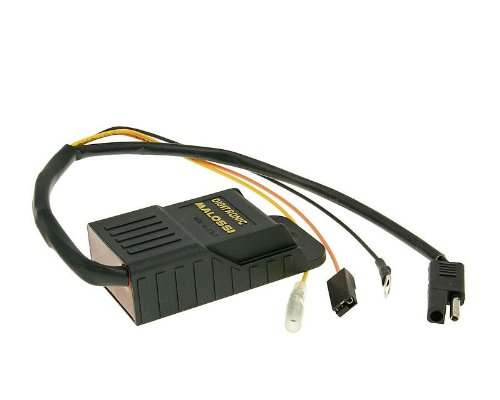 MALOSSI Digit Electronic CDI Ignition Box for Internal Roto Ignition:
