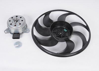 ACDelco 15-80661 GM Original Equipment Passenger Side Engine Cooling Fan Motor