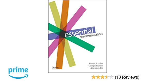Essential communication 9780199342365 communication books amazon fandeluxe Image collections