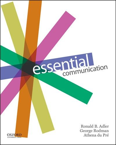 199342369 - Essential Communication