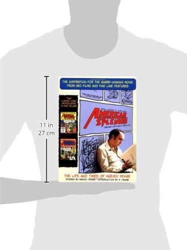 American Splendor and More American Splendor: The Life and Times of Harvey Pekar