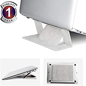 Sweepstakes: Invisible Laptop Stand Portable-RUCACIO Adhesive Laptop…