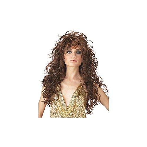 [Seduction Wig Costume Accessory] (Seduction Wig)