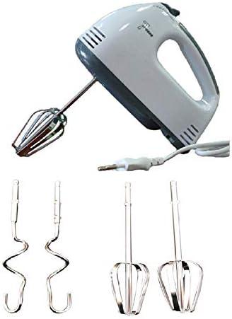 AIMOLI Mischer Komfortabler Griff Elektrischer Stabmixer 7-Gang
