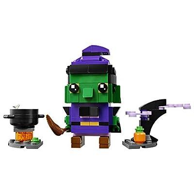 LEGO BrickHeadz Halloween Witch 40272 Building Kit (151 Pieces): Toys & Games