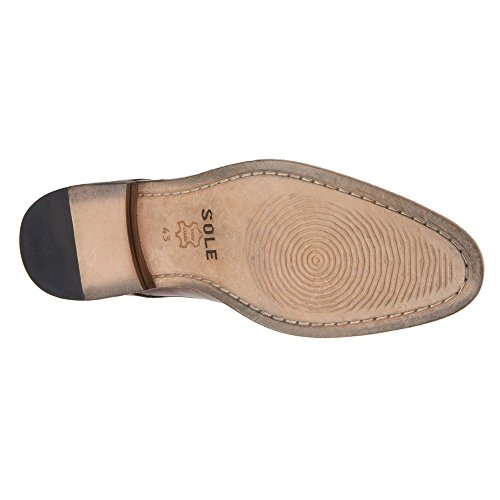 Sole Bartley Mens Skor Tan Tan
