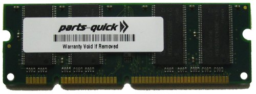 256MB 100 pin DDR SDRAM DIMM for Konica Minolta MagiColor 2450 2550DN 2550EN Printer Memory. Equivalent to 2600776-200 (PARTS-QUICK (Magicolor Dimm Memory)