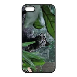 Panther Hight Quality Plastic Case for Iphone 5s by Maris's Diary