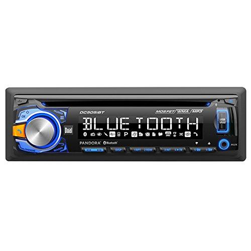 Dual DC505iBT CD Receiver