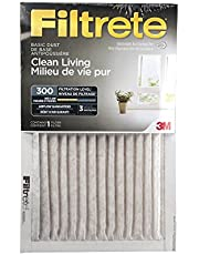 Filtrete Basic Dust Clean Living Pleated AC Furnace Air Filter