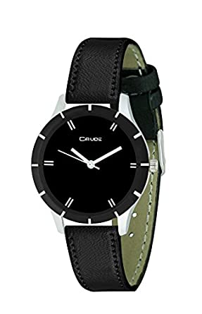 Buy Crude Smart Analog Watch-rg494 With Black Color Dial & Leather ...