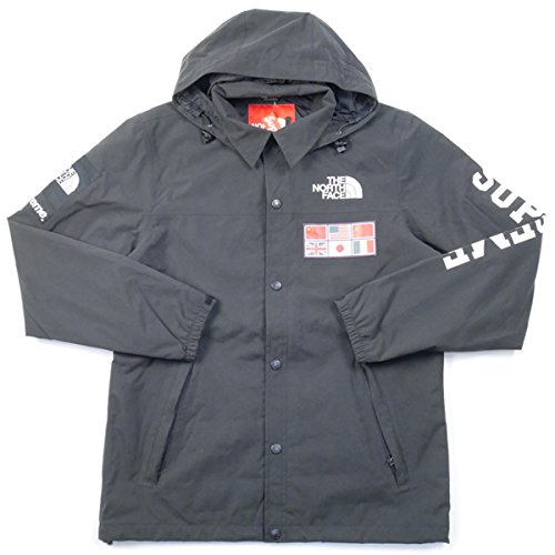 SUPREME シュプリーム ×THE NORTH FACE 14SS Expedition Coaches Jacket コーチジャケット 黒 S 並行輸入品