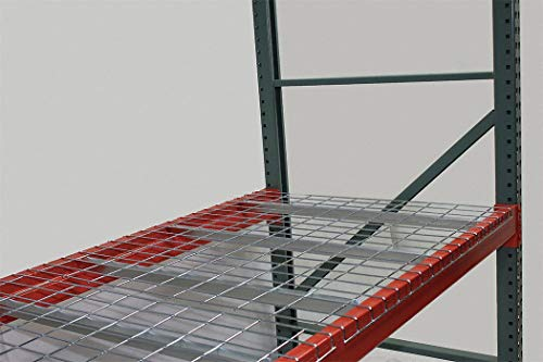 Used Pallet Racks - Steel Wire Decking used with Pallet Rack, 44