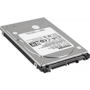 "Toshiba MK-5076-GSX - Disco duro interno de 500 GB (5400 rpm, 6,4 cm/2,5"", caché de 8 MB, SATA)"