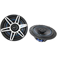 West Coast Customs WCC650 1-Inch Silk Dome Tweeter for Smooth High Frequency