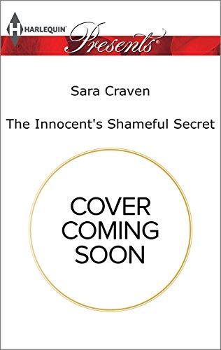book cover of The Innocent\'s Shameful Secret