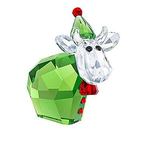- Swarovski Santa's Helper Mo, Limited Figurine