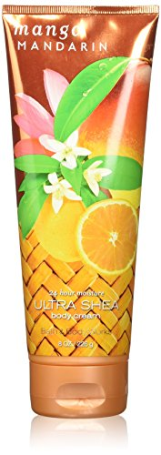 (Bath & Body Works Ultra Shea Cream Mango Mandarin)