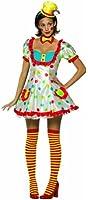 Rasta Imposta Clown Female Costume