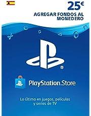 TARJETA PSN CARD 25€ | Código de descarga PSN - Cuenta española