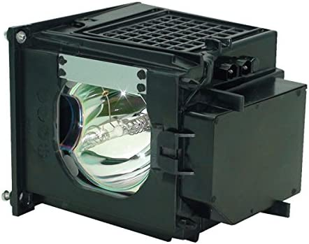 Original Philips Bulb Inside SpArc Platinum for Mitsubishi WD-73831 TV Lamp with Enclosure