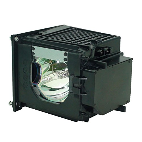 Aurabeam Replacement Lamp for Mitsubishi 915P049020 915P049A20 TV with Housing