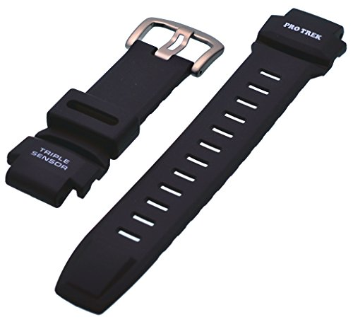 - Casio #10412702 Genuine Factory Pathfinder Replacement Band - PRG260, PRG550, PRW3500