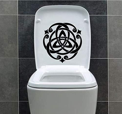 Símbolo de la cruz celta irlandesa moda tatuajes de pared ...
