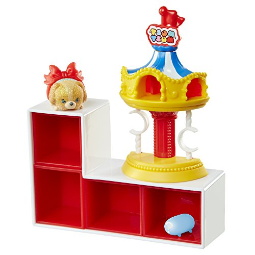 Tsum Tsum Fun At The Fair Basic Display Playset, Pink, One Size