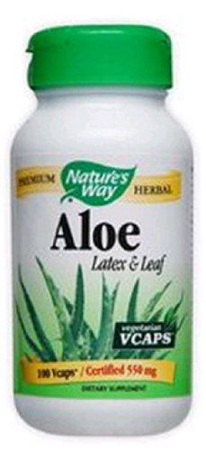 Way Aloe Vera, 100 Vcaps Nature