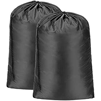 Amazon.com: Heavy Duty Bolsa para colada con cordón y cierre ...