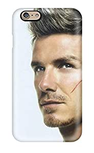 Premium [ZClrrqt5340ONbYG]david Beckham Case For Iphone 6- Eco-friendly Packaging