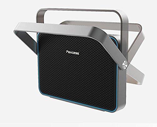 Paxcess Outdoor Wireless Bluetooth 4.1V Portable Speaker (Blade-x)