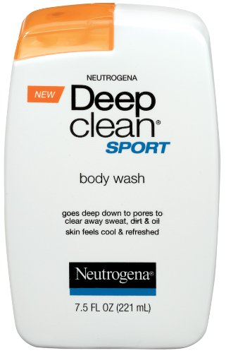 Neutrogena Deep Clean Sport Body Wash - 7.5 oz
