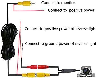 aSATAH Hawk Eye Car Rear View Camera for Mazda 6 Mazda6 Hawk Eye Mazda6 Ruiyi//Mazda RX-8 /& Vehicle Camera Waterproof and Shockproof Reversing Backup Camera