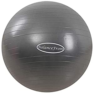 Well-Being-Matters 41Ip%2Bu2hphL._SS300_ BalanceFrom Anti-Burst and Slip Resistant Exercise Ball Yoga Ball Fitness Ball Birthing Ball with Quick Pump, 2,000…