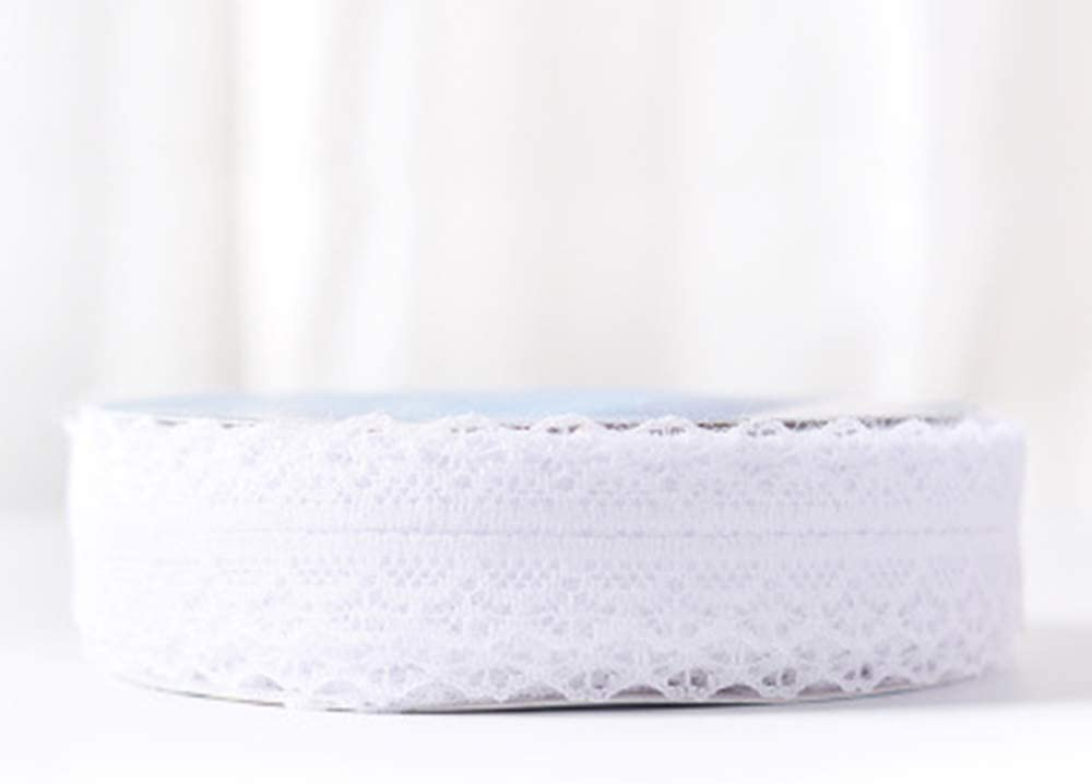 Xinlie Rouleau de Ruban en Dentelle Vintage Dentelle Ruban Style Vintage Dentelle Ruban Dentelle Tissu Bordure en Dentelle Bordure Dentelle Vintage Dentelle Ruban pour DIY Mariage F/ête De No/ël D/écor