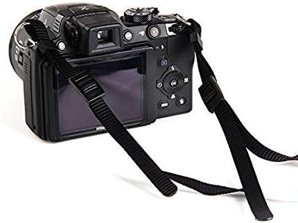 Mavota Graffiti House Camera Shoulder Strap Neck Strap Camera Belt for SLR Digital Cameras Stripe