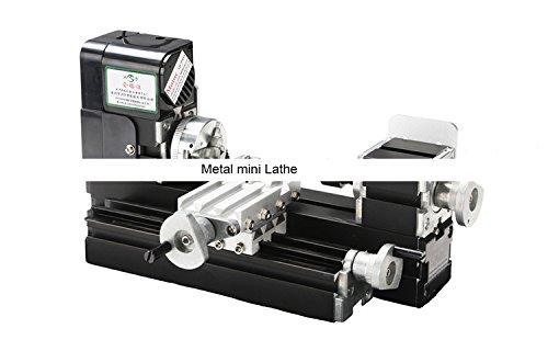Z20002M 24W Metal mini Lathe//24W,20000rpm didactical metal lathe machine by MUCHENTEC