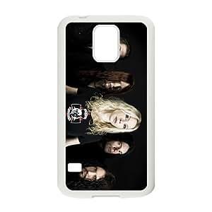 DASHUJUA Rock Band Design Personalized Fashion High Quality Phone Case For Samsung Galaxy S5